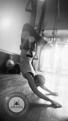 Formación Yoga Aereo Barcelona