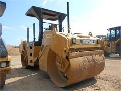 Get Best Deal on Used 2007 #Caterpillar #Compactors with Free Price Quotes by Wagner Eqt (Main) for $ 65000 in Aurora, CO, USA. You can see more information on: http://goo.gl/oTqm7x