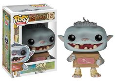 POP! Movies: The Boxtrolls - Shoe | Funko