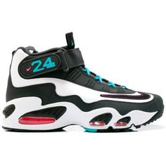 Nike Air Griffey Max 1 South Beach ❤ liked on Polyvore