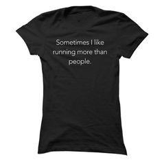 Sometimes Running T Shirts, Hoodies. Check price ==► https://www.sunfrog.com/Fitness/Sometimes-Running.html?41382