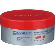 Giovanni Hair Care Products Magnetic Force Styling Wax - 2 Oz