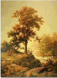 Dalhart Windberg Signed Numbered Prints | Dalhart Windberg - Evening Radiance - Signed & Numbered Print