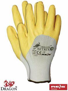 Rękawice robocze NITRIX 12 par.