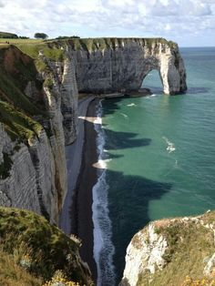 Étretat - Normandia