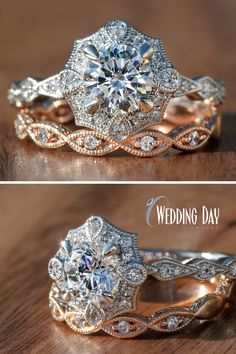 Vintage Inspired Engagement Rings, Bengali Wedding, Dream Wedding, Wedding Day, Wedding Consultant, Rock Jewelry, Cute Wedding Ideas, Unique Rings, Timeless Design