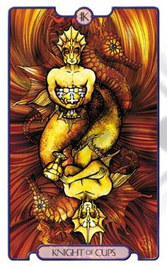 Revelations Tarot Knight of Cups - Pesquisa do Google
