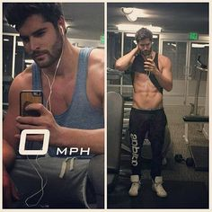 @Regrann from @nickbateman__supporters - It's better for @nick__bateman to working out alone in the gym for many reasons #nickbateman#beautiful#cute#photo#selfie#malemodel#boys#insta#model#fitness#hot#fashion#photoshoot#hair#face#trends#men#trendy#outfit#styling#fashionformen#mensfashion#menstyle#smile#white#instafashion#life#pic#love#instagrampic by krycenamcmahon Am I In Love, Trendy Outfits, Fashion Outfits, Nick Bateman, Insta Models, Cute Photos, Male Models, Wellness, Photoshoot