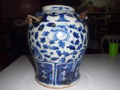 A Ming jar. In good condition. Dimensions are approximates. Height: 26cm Width: 21cm Weight: 2.65kgs Price: 1,050 US Dollars Free delivery Via DHL if delivered within Asia. Email us for more pictures.