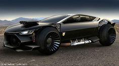 Mad Max, dont le premier épisode date de 1979, sera de retour en 2012 avec un nouvel opus baptisé «Mad Max IV : Fury Road». La banche australienne de la marque Ford et le magazine spécialisé TopGear se sont associés pour offrir à Max Rockatansky une version remasterisée de son Interceptor (Ford Falcon). 2 concept-cars …