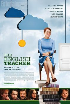Entertainment Weekly Debuts Theatrical Poster For The English Teacher on http://www.shockya.com/news