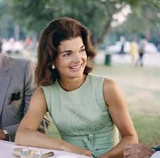 35th 1929-1994 Jacqueline Lee Bouvier First Lady to President Kennedy.jpg