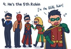 OTA — 101 Guide to Robin Damian Thanks everyone for the...