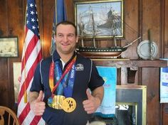 Home from Sochi: Taylor Chace shares Paralympics gold medal story | SeacoastOnline.com