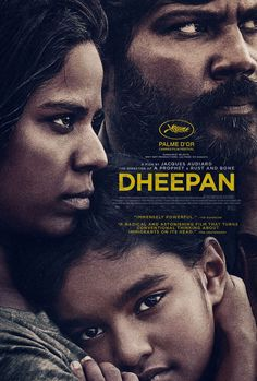 Dheepan (2015) Film Poster