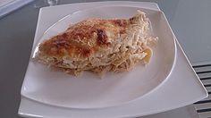 Sauerkraut-Lasagne, ein raffiniertes Rezept aus der Kategorie Gemüse. Bewertungen: 46. Durchschnitt: Ø 4,3.