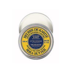 L'Occitane Certified Organic Pure Shea Butter, $40.00 #birchbox