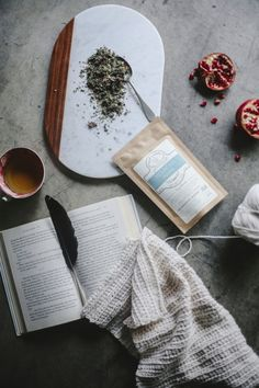 Handcrafted Mountain Mama Organic Herbal Tea For Nursing Moms - Makes 25-30 Cups Of Tea by Winterwoods Tea Company on Gourmly