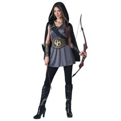 Huntress | Top 10 No Sexy Halloween Costumes for Teens