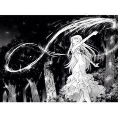 Manga Anime Girl Anohana Menma Jintan