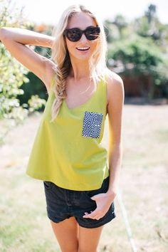 Wear clothes that do more. Ethical Clothing, Ethical Fashion, Women's Clothing, Fair Trade Jewelry, Slow Fashion, Clothes For Women, Tank Tops, Lady, Spring
