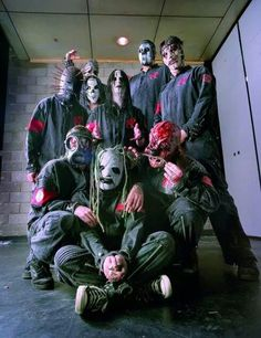Slipknot Iowa style!