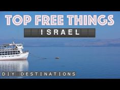 All the free attractions across #Israel