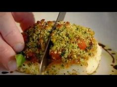 Terrific! Hubs made this and it was so good.  Gordon Ramsay Recipes: Herb-Crusted Fish Fillets - YouTube