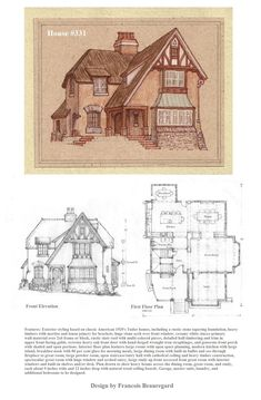 House 331 Plan by Built4ever on deviantART
