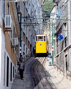 Old town, Lisbon, Portugal...some day!!