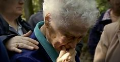 After nearly 70 years searching for her husband, what she discovered is amazing! Click on picture to watch short video.
