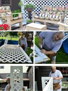 22 Simply Beautiful Low Budget Privacy Screens For Your Backyard homesthetics decor (2)