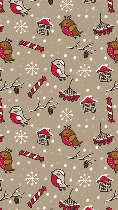 25 Free Christmas Backgrounds for iPhone - Cute and Vintage Hin . - 25 Free Christmas Backgrounds for iPhone – Cute and Vintage Backgrounds christmas wallpaper - Free Christmas Backgrounds, Christmas Phone Wallpaper, Holiday Wallpaper, December Wallpaper Iphone, Christmas Lockscreen, Iphone Wallpaper Fall, Illustration Noel, Christmas Illustration, Illustrations