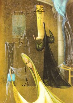 "Adriana Mihailescu illustration from ""Legenda Funigeilor"". Book Illustration, Paper Dolls, Card Games, Illustrators, Fairy Tales, Childhood, Prints, Painting, Cartoons"