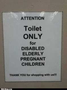 people, use commas!