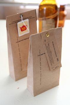 Beautiful gift bag ideas