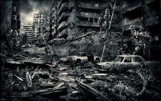La nostalgia de ver la destrucción de los recuerdos olvidados