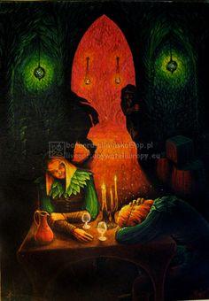 Hobbit - chapter 9 by vilva73.deviantart.com on @deviantART