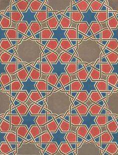 Exprese: islámicos geométricos Mosaicos | Prendas Textiles                                                                                                                                                                                 More