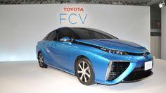 2016 Toyota FCV