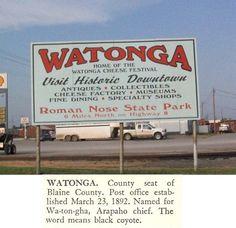 images of Watonga , Oklahoma | Watonga OK picture: Watonga1sg jpg