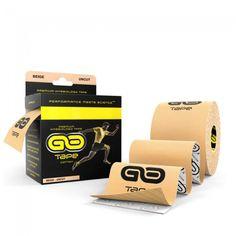 GO Tape 5m Uncut Roll - Beige
