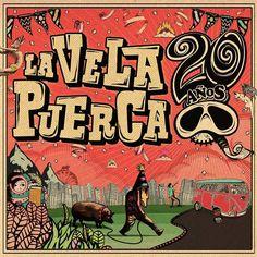 """""""Uno para todos"""", doble CD+DVD en directo de LA VELA PUERCA"""