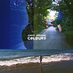 Colours by Ashley Eriksson [K Records] 2013-07-16 http://www.ashleyeriksson.com/ http://pinterest.com/recordsonwalls/vinyl-album-cover-art-of-the-week/