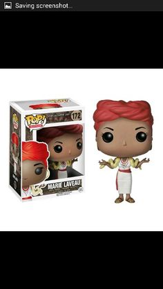 American horror story coven pop doll- Marie Laveau
