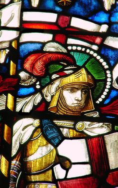 Stained Glass,  St. George