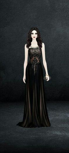 Madam of the Dark #fall2014 #100kcloset #closetvalue