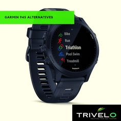 3 of the best alternatives to the class leading Garmin Forerunner 945. Check our list of cheaper alternatives to this awesome triathlon watch. #watches #triathlon #garmin Triathlon Watch, Ironman Triathlon, Pixel Color, Class Displays, Gps Tracking, Bike Run, How To Slim Down, Sport Watches, Athlete