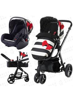 Cosatto Giggle 3in1 Travel System-Go Lightly