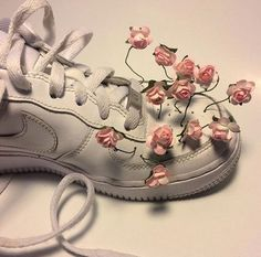 white nike air force one shoes